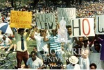 Howard University students protesting the impeachment of Judge Alcee Hastings (7/7)