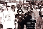 Howard students at After Million Man March (1/4)