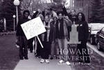 Howard students at After Million Man March (4/4)