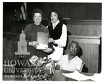 Ollie Mae Cooper, Judge Julia Cooper Mack and Wihelmina Rolark (4/5)