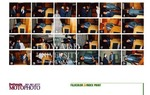 Howard University law School Program (contact sheet- individual images available)