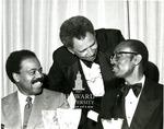 Donald NcHenry, Melvin Washington and J. Clay Smith, Jr.
