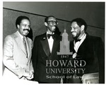 Donald NcHenry, J. Clay Smith, Jr. and Herbert O. Reid
