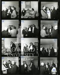 Contact Sheet- Howard University Event with Thurgood Marshall