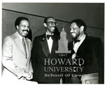 Washington Bar Association- Donald McHenry, Herbert O. Reid, Sr. (recipient of Charles H. Houston Award)
