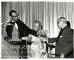 Washington Bar Association- J. Clay Smith, Jr. (President of Washington Bar Association), Judge Margaret Haywood, Louis Rothschild Mehlinger