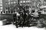 Standing: B.K. Agnihotri, Daniel O. Bernstein, J. Ames Douglas, Louis Westerfield; Front: W. Haywood Burns,  J. Clay Smith, Jr. (2 images)