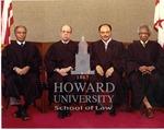 William Benson Breyant, Spottewood W. Robinson, III, Theodore Roosevelt Newman Jr., H. Carl Moultrie; Washington, DC