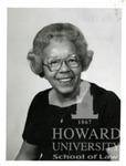 Margaret A. Haywood, 1980 Houston Medallion recipient (2 images)