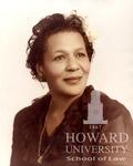 Lavina Marian Fleming Poe, 1st Black woman lawyer in Virginia, 1925