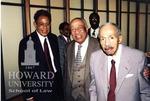 Hon. William Brown, Judge Clifford Scott Green and Judge Harvey Schmidt (2 images)