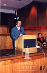 Left to  right: Arthur L. Burnett, Sr., Chief Justice William H. Rehnquist, Donald A. Thigpen