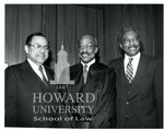 Wiley Austin Branton, Sr., Judge Reginald Gibson and Luke Moore
