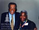 A. Leon Hugginbotham, Jr., and Elaine Ruth Jones