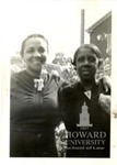 Genovieve Gordon and Ollie Mae Cooper  at Howard Law School