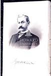 Gov. George Wesley Atkinson (white) 1874 Howard University Law grad. (2 images)