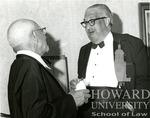 James Nabrit and Thurgood Marshall