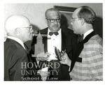 James Nabrit, Spottswood Robinson and Thurgood Marshall   image 2