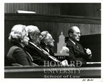 Sandra Day O'Connor, Thurgood Marshall, Harry Blackman and Byron White