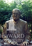 Thurgood Marshall bust
