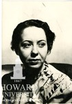 Cassandra Maxwell, 1938 graduate of Howard Law School