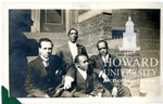 Howard Law Graduates of 1912: Arthur Turner, Octavious Granady, Robert N. Owens and Fred Mckinney