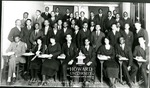 Third year Class, Howard University Dept. of Law