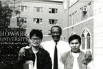 Law Students with J. Clay Smith, Jr.