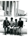 Michael Winston, Genna Rae McNeil and J. Clay Smith, Jr. (2 images)
