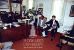 Assorted images at Howard Law School, 29 images; image 18