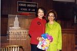 Loretta Collins Argrett and Alice Gresham Bullock