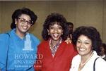 Teresa Scott (1984); Cynthia Mabry (1985); and Audrey Shields (1985) - 3 images