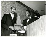 Ike Leggett, Esq. at Annual Howard Alumni Dinner