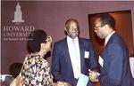 Prof. Narrissa Skillman, Dean James Douglas, and J. Clay Smith, Jr. (2 images)