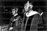 With Dr. James Cheek, President of Howard University