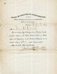 Cary, M.A.S- Wash., D.C., Sept. 1, 1874. Teaching Certificate