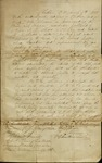 Chatman, Canada West, March 4, 1858 Petition