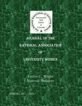 Journal Of The National Association Of University Women - August 2017 - 2018