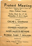 Marian Anderson Citizens Committee.