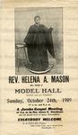 Mason, Helena A., Rev.