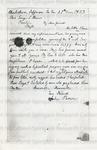 Brown, John, 1800-1859, Letter.