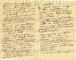 Gregoire, Abbe/, Letter.