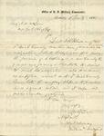 Smith, J.R., Letter.