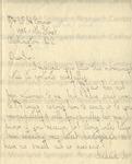 Rovelto, C. Maria, Letter.