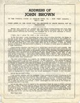 Brown, John.