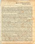 Goodrich, Z.V., Letter.