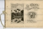 St. Croix, Virgin Islands of U.S.A. The Garden of the West Indies.
