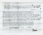 Certificate, appointing Justices of Oyer and Terminer to enforce an Act of the General Assembly of Virginia, 1764.