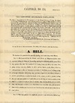 U.S. House of Representatives, Bill.