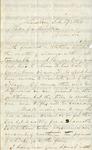 Balch, William S., Letter.